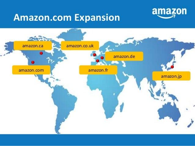 expansion amazon españa