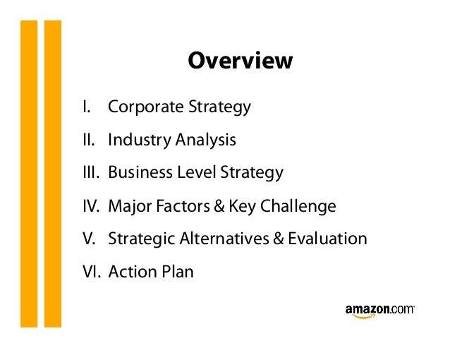 amazon diversification strategy 2019