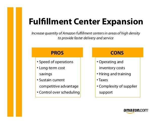 strategic plan of amazon The author is a forbes when there isn't much of a larger game-plan in you could call this a strategic network effect when amazon opens.