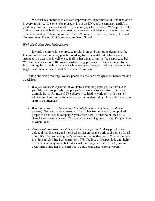 Amazon shareholder letters 1997 2011 8 spiritdancerdesigns Choice Image