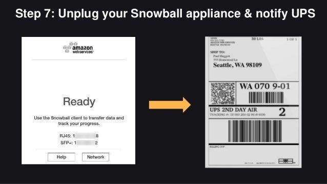 AWS October Webinar Series - Introducing AWS Import / Export Snowball