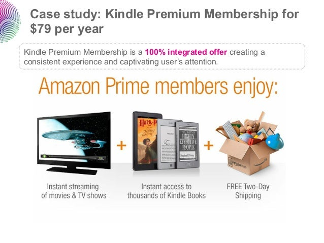 case study on amazon.com ppt