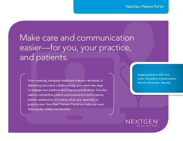 From meeting changing healthcare industry demands to delivering care more collaboratively, you need new ways to engage you...
