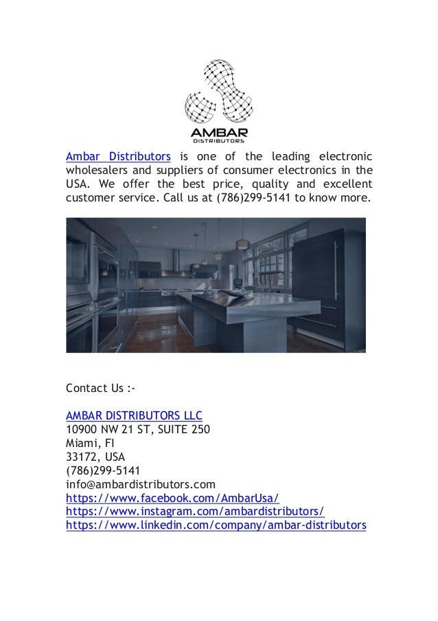 Ambar Distributors | Samsung Wholesale Distributors