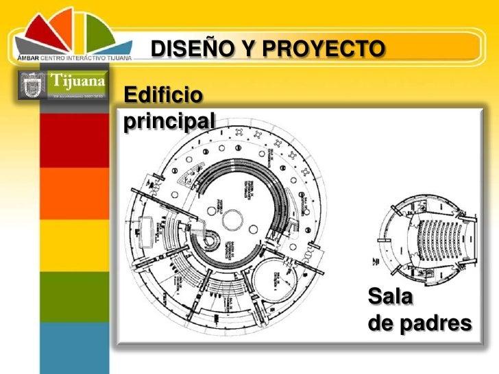 DISEÑO Y PROYECTO<br />