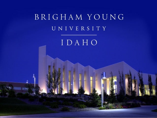 BYU–Idaho Alumni  The mission of BYU-Idaho Alumni is to perpetuate the 'Spirit of Ricks', the university's legacy of carin...