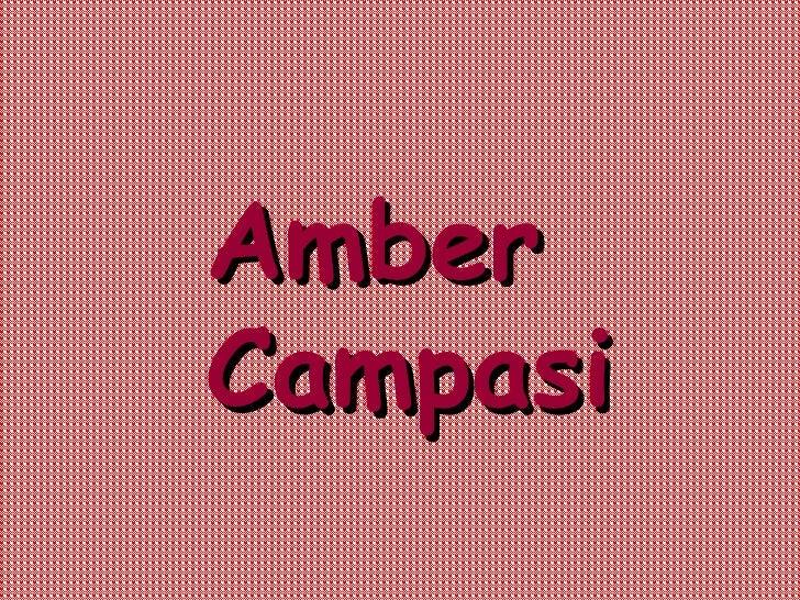 Amber Campasi