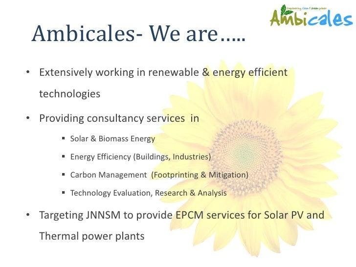 Concentrating Solar Collectors