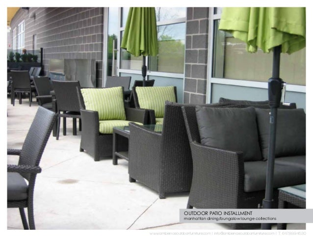 Commercial Outdoor Dining Furniture ambience outdoor furniture commercial