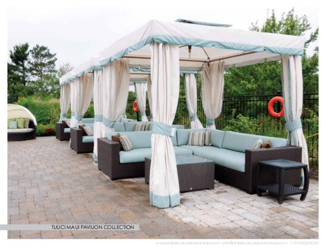 ambience outdoor furniture commercial