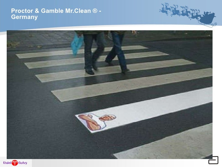Proctor & Gamble Mr.Clean ® -  Germany