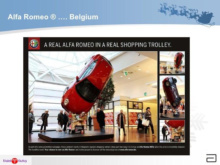 Alfa Romeo ® …. Belgium