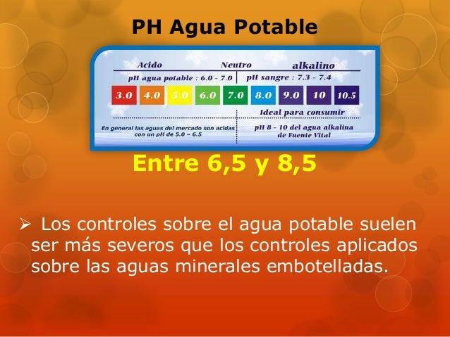 Agua potable salud ambiental for Agua potable