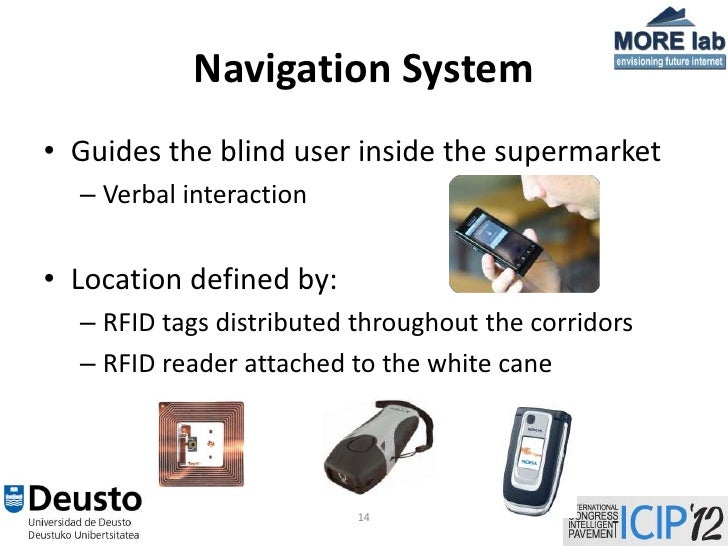 GPS for the visually impaired