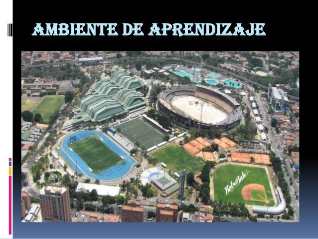 AMBIENTE DE APRENDIZAJE