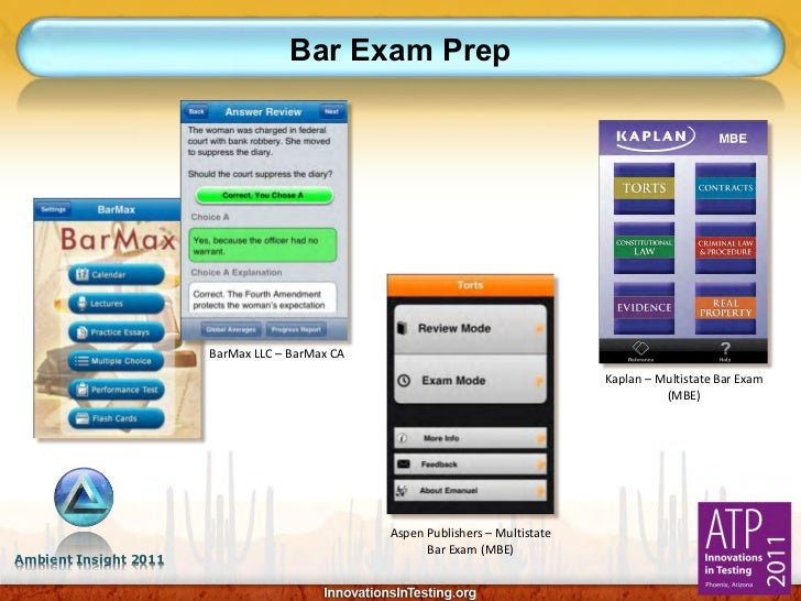 Bar Exam Prep                       BarMax LLC – BarMax CA                                                                ...