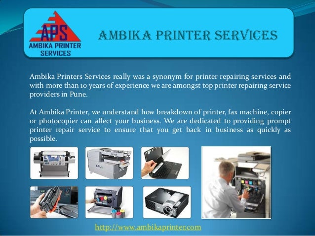 Ambika Printer Services Ambika Printers Services really was a synonym for printer repairing services and with more than 10...