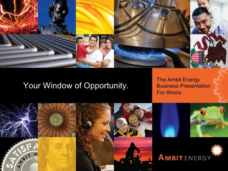Ambit Energy Business Powerpoint