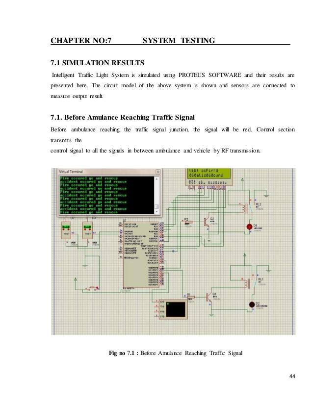 intelligence Ambulance project report