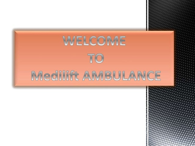 the best medilift ambulance service in howrah and sealdah to shift your loved ones 1 638