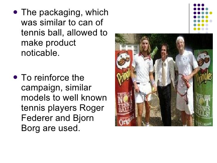 <ul><li>The packaging, which was similar to can of tennis ball, allowed to make product noticable. </li></ul><ul><li>To re...
