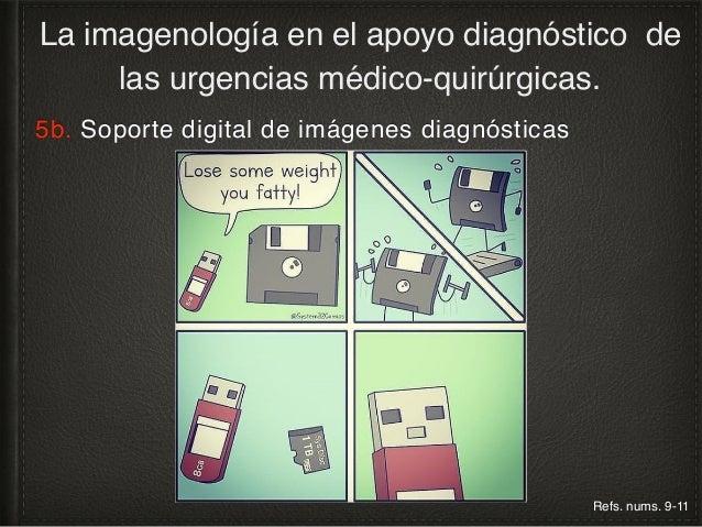 5c. Soporte digital de imágenes diagnósticas La imagenología en el apoyo diagnóstico de las urgencias médico-quirúrgicas. ...