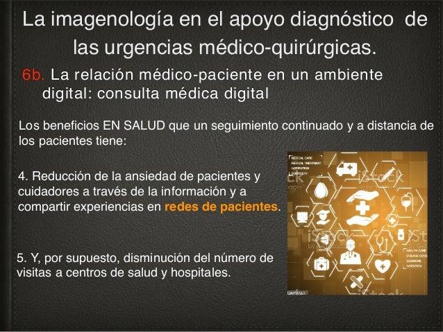 La imagenología en el apoyo diagnóstico de las urgencias médico-quirúrgicas. Es innegable que siempre hay un riesgo potenc...