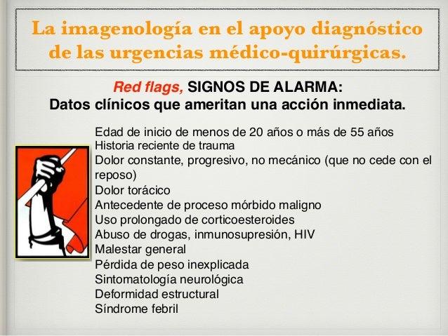La imagenología en el apoyo diagnóstico de las urgencias médico-quirúrgicas. Entre otras situaciones, por ejemplo, el reta...