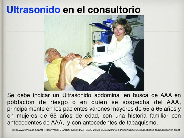 Masculino, 62 años, con DM e HAS, con síndrome doloroso abdominal. Se demuestran las imágenes de las proyecciones abdomina...
