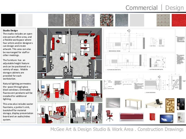 Construction Drawings 24 Commercial Design