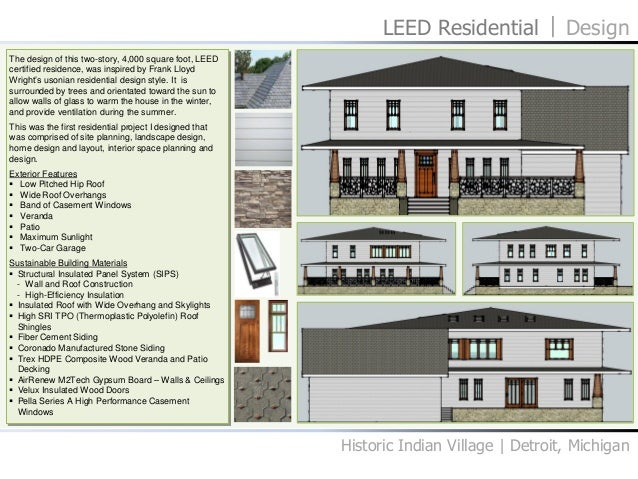 leed residential design - Interior Design Leed Certification