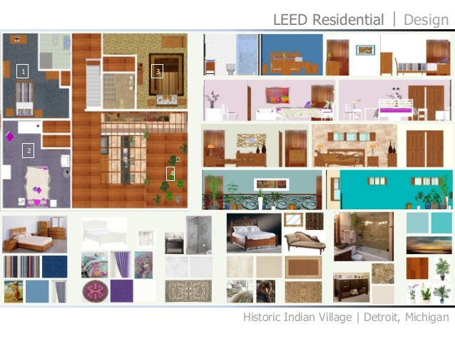 LEED Residential Design Historic Indian Village