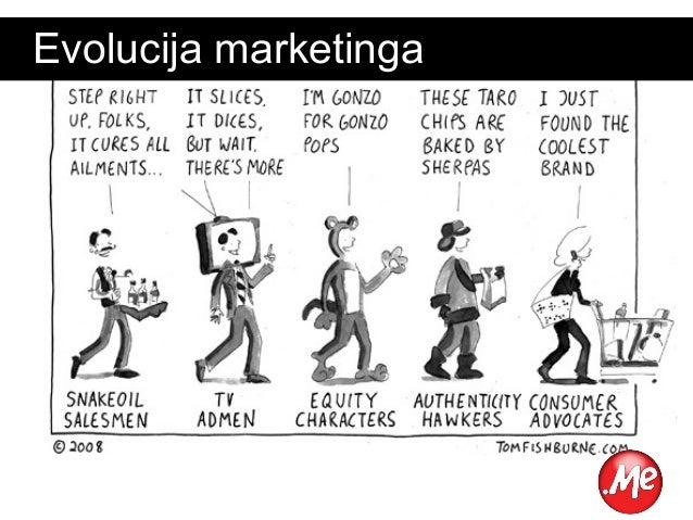 Društvene mreže: (Nove) alatke za biznis i marketing Slide 3