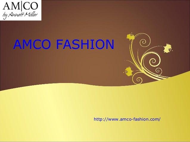 AMCO FASHION http://www.amco-fashion.com/