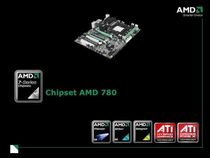Chipset AMD 780