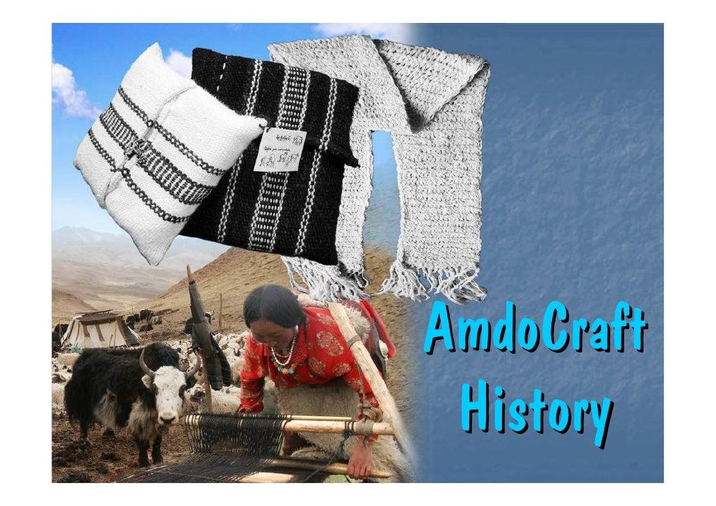 AmdoCraft  History