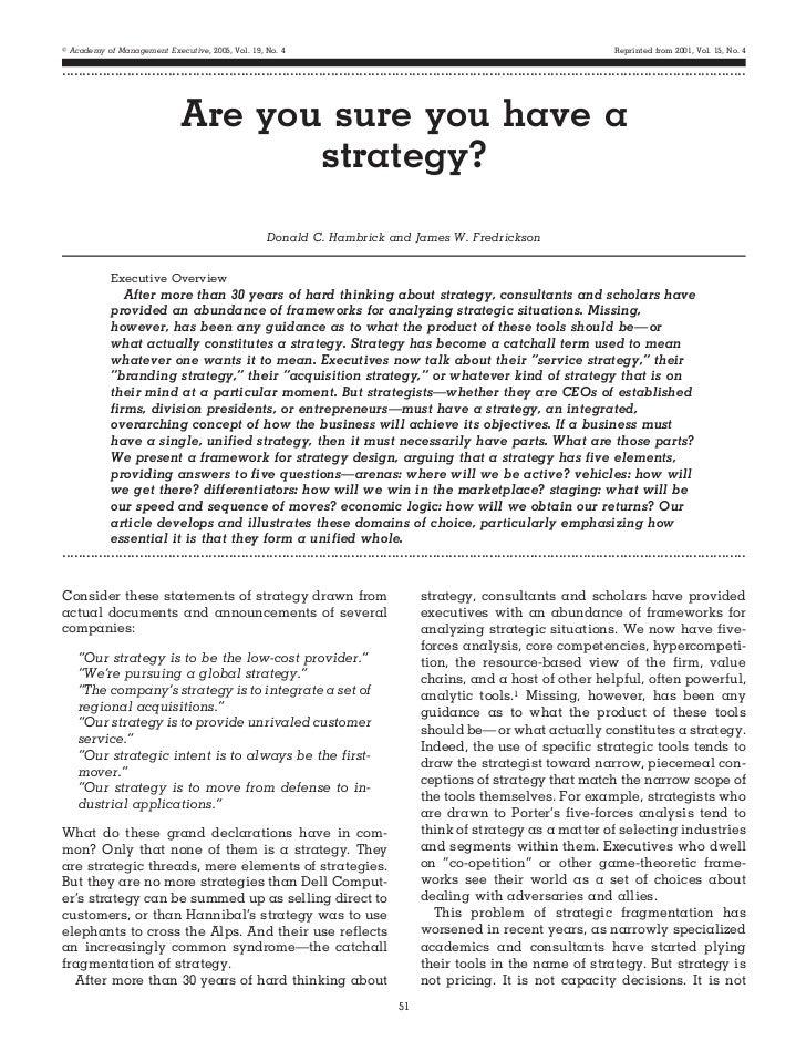  Academy of Management Executive, 2005, Vol. 19, No. 4                                                                   ...