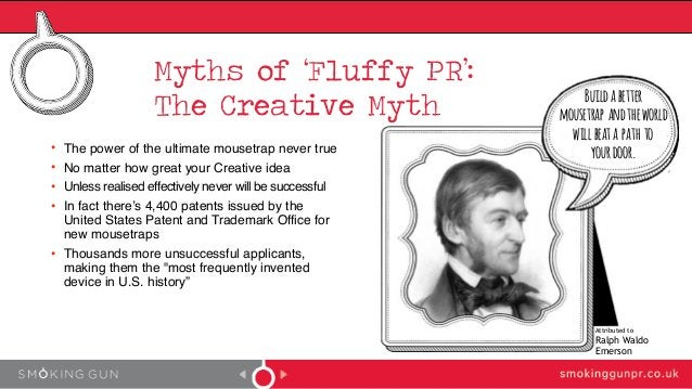 Myths of 'Fluffy PR': It's hard to measure I'm passionate about Intelligent Measurement But soon as I mention it people's ...