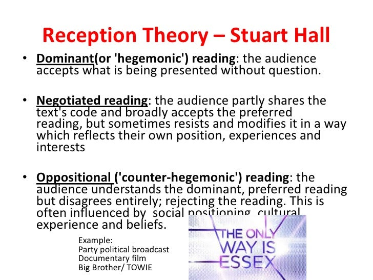 hegemonic and counter hegemonic popular culture This idea of a 'counter-hegemonic' struggle – advancing alternatives to dominant ideas of what is normal and legitimate – has had broad appeal in social and political movements it has also contributed to the idea that 'knowledge' is a social construct that serves to legitimate social structures (heywood 1994: 101.