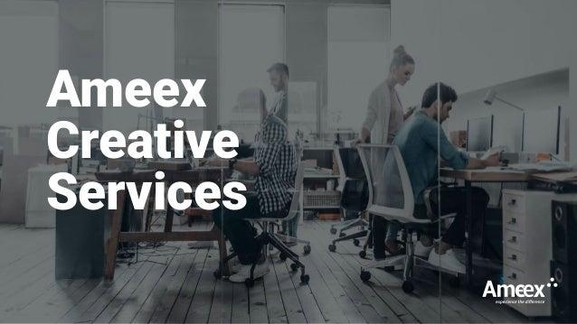Ameex Creative Services