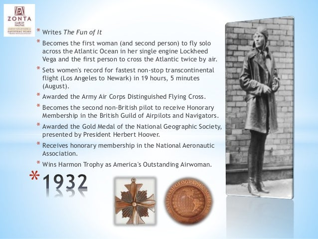 Amelia Earhart: Earning Her Wings