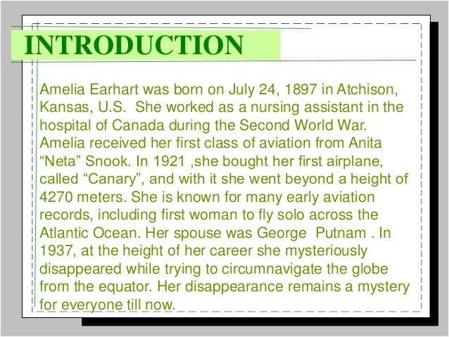 amelia earhart achievements and books 4 introduction amelia earhart