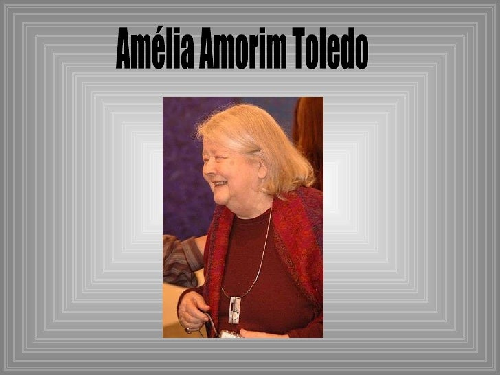 Amélia Amorim Toledo