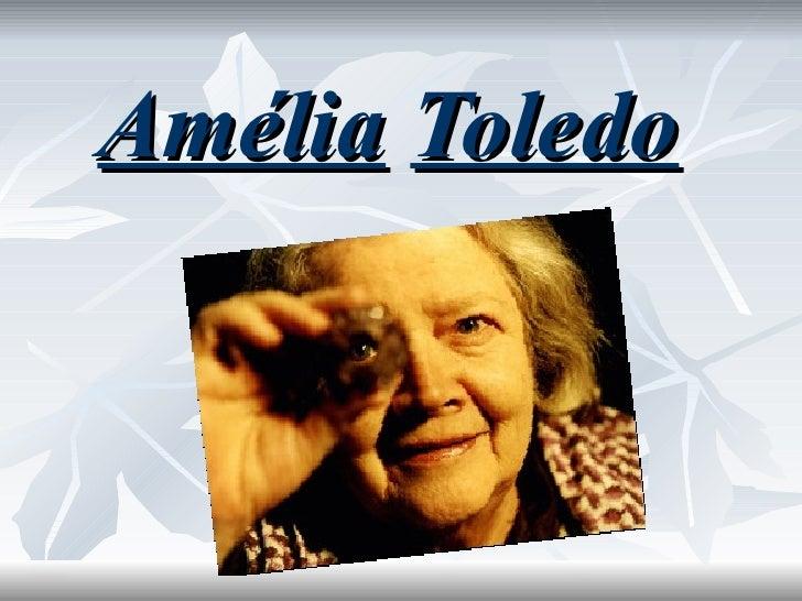 Amélia   Toledo