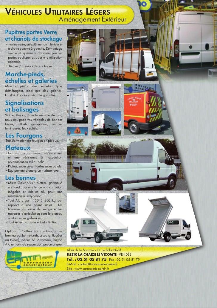 amenagement exterieur vehicule utilitaire leger. Black Bedroom Furniture Sets. Home Design Ideas