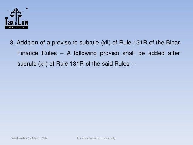 BIHAR FINANCE ACT 1981 PDF DOWNLOAD