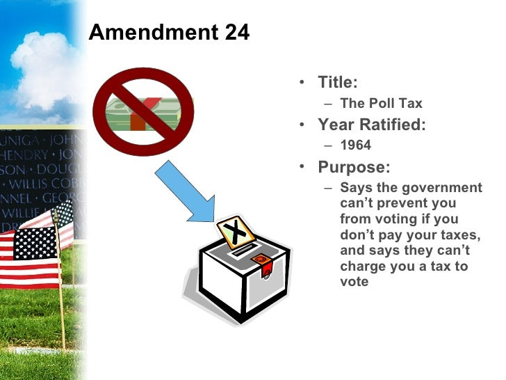 Amendment 4 summary