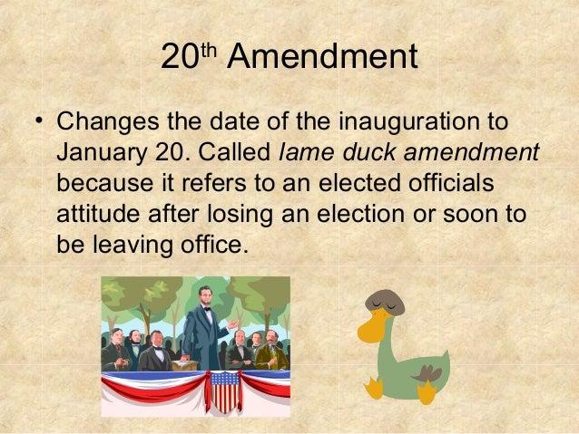 Amendments 11 27 powerpoint - 125.3KB