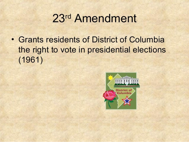 Amendments 11 27 powerpoint
