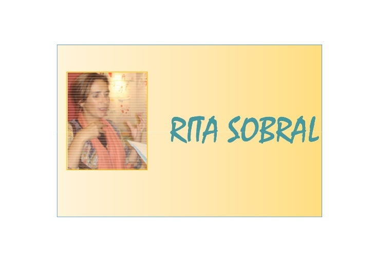 RITA SOBRAL